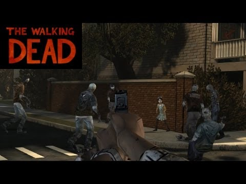 The Walking Dead - (Episode 4) - Part 1: The house