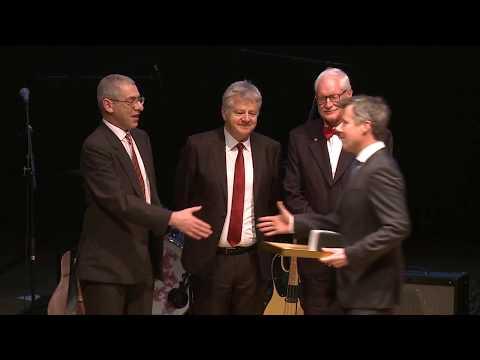 The Brain Prize - The Award Ceremony 2017