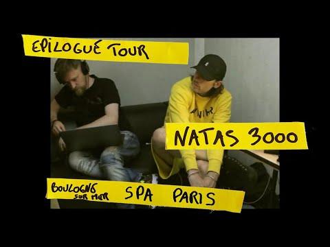 Youtube: Epilogue Tour #2/9 – Natas3000 – Boulogne-Sur-Mer, Spa, Paris
