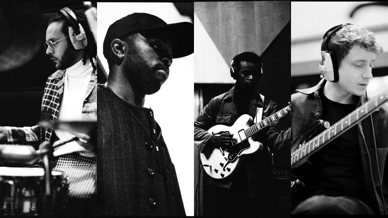 Yussef Dayes X Alfa Mist - Love Is The Message (Live @ Abbey Road) ft.Mansur Brown & Rocco Palladino