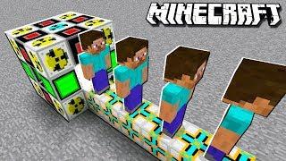 Easy & Working CLONING MACHINE in Minecraft!