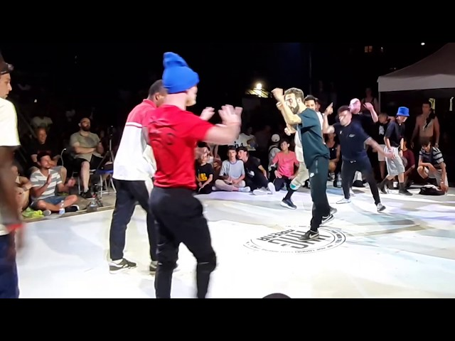 Best entry @ Hip Hop Connection Arena 2019 Legacy vs Vagabonds
