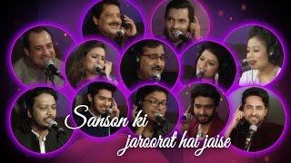 Saanson Ki Jarurat Hai Jaise Song | Tribute to Shri Gulshan Kumar Ji | Hungama Music | T-Series