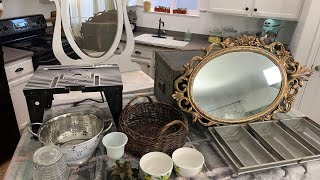 🔴 Thrifted Finds For Our New House Renovation & The Shop