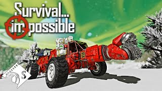 Survival Impossible - Upgrading Goofy #5 - Space Engineers Hardcore Survival