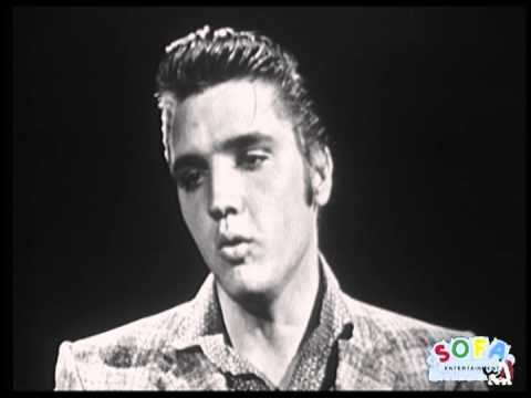 "ELVIS PRESLEY ""Love Me Tender"" on The Ed Sullivan Show"