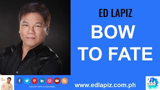🆕Ed Lapiz Latest Sermon New Video👉 Ed Lapiz - BOW TO FATE 👉 Ed Lapiz Official Channel 2020