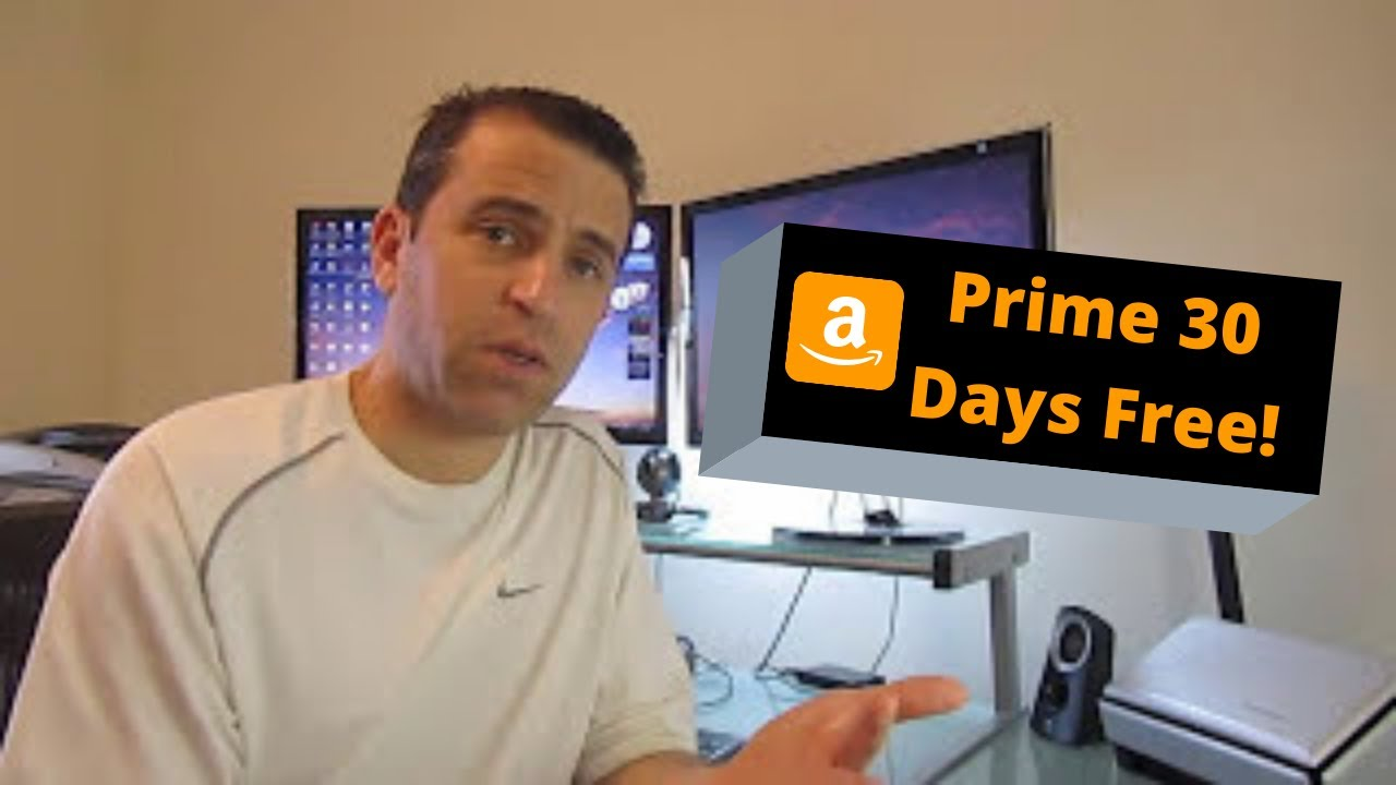 how to cancel your amazon prime 30 day trial