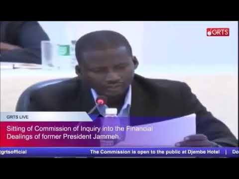 Muhammed Bazzi's Letter To Yahya Jammeh & Yahya Jammeh's Arrogant Reply
