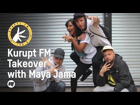 Kurupt FM Takeover with Maya Jama