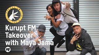 Kurupt FM Takeover with Maya Jama