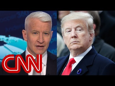 Anderson Cooper to Trump: That\'s not how things work