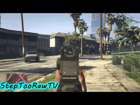 OG Maco - Run Ricky Run Freestyle ( GTA V Video )