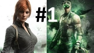 Splinter Cell: Blacklist 1080p HD Gameplay Walkthrough Part 1 - Maximum PC Settings