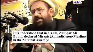 Hate Speech against Ahmadi Muslims in Pakistan