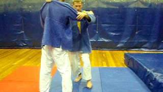 Osoto gari instructional
