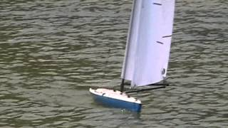 RC Nirvana 32 Sailboat