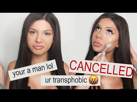 Reading Your Hate Comments While Doing My Makeup thumbnail