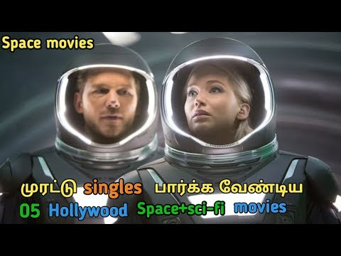 5 Hollywood best space related scifi movies | tamil | tubelight mind |