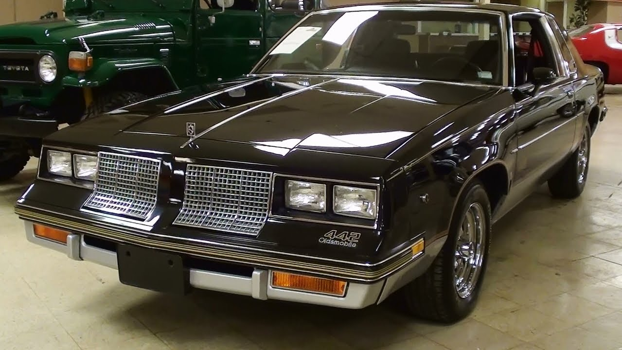 Oldsmobile Cutlass 1985