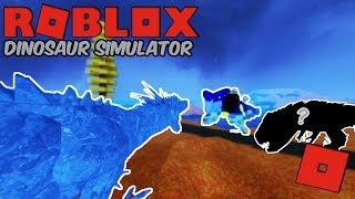 Roblox Dinosaur Simulator - Another Classic Skin Remake! + Random Gameplay!