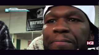 Zab Judah newest to join 50 Cent