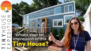 Journey To Dc To Rep The Tiny House Movement