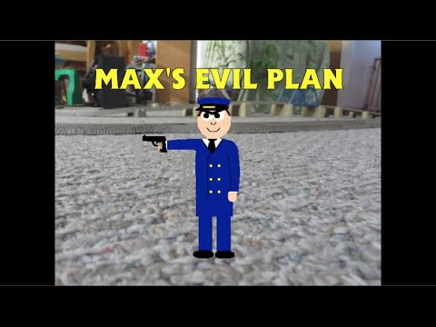 The Thomas The Tank Engine Show: Ep 10 Max's Evil Plan