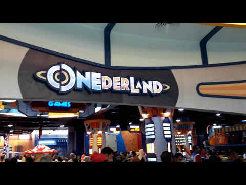 Onederland At Lucky One Mall - Karachi