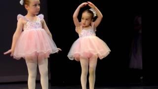 Skyler Dance Recital Dress Rehearsal June 2016