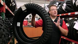 Extreme Tire Deal Pirelli MT16 Front and Rear Dual Sport Dirt Bike Tires at www.ChapMoto.com