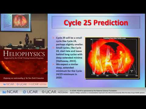 Solar Cycle Predictions (Part Two)   Lisa Upton