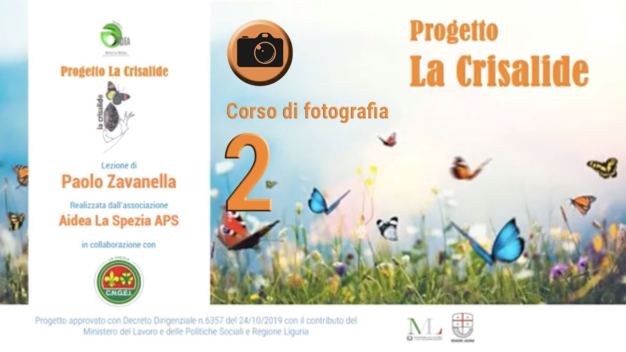 Corso di fotografia - 2 - Paolo Zavanella