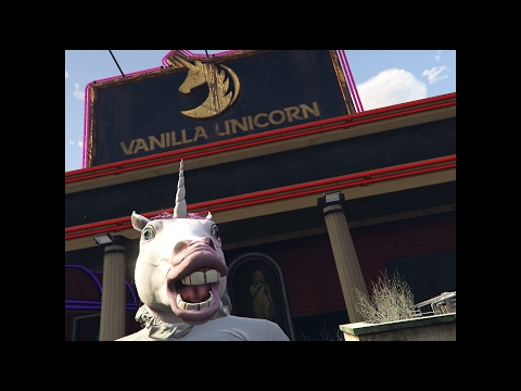 GTA ONLINE LIVESTREAM - ALPHA UNICORNS BY illRAGElli ...