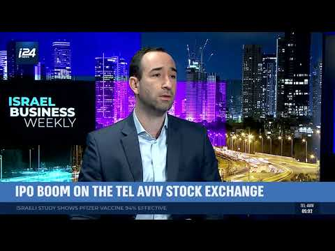 Motif Content CEO Jonathan Miller On Israeli IPO Market Trends For I24 News