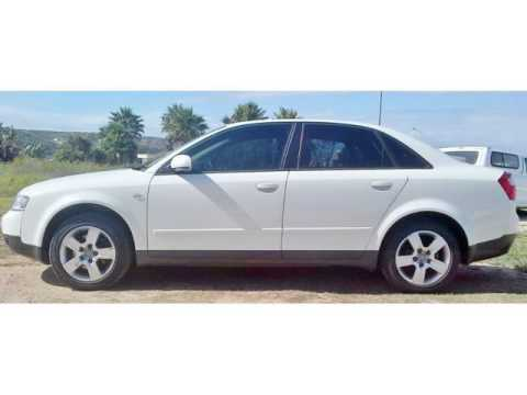 Used 2004 Audi A4 1 9 Tdi Auto For Sale Auto Trader South Africa