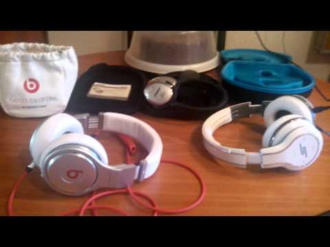 HEADPHONES: SMS AUDIO SYNC VS BEATS PRO: BEST URBAN HEADPHONES