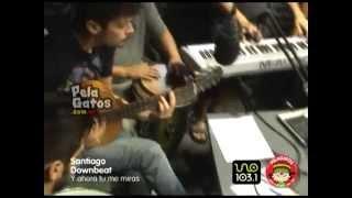 Santiago Downbeat - Ska en PelaGatos - Y ahora tu me miras