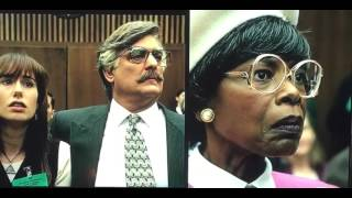 The People v. O.J. Simpson Verdict Scene