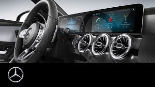 MBUX: Das neue Mercedes-Benz Infotainment-System | CES in Las Vegas