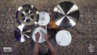 "Bosphorus 22"" Traditional Medium Ride Cymbal - 2930g (T22RM-1052220CC)"