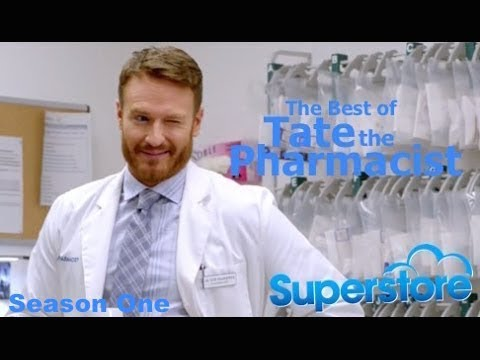 Superstore: The Best Of Tate The Pharmacist (Season One)