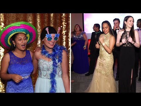Hospital Throws Epic Prom for Teen Patients Who Couldn't Attend Theirs