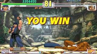Street Fighter 3: Third Strike TAS - Ryu