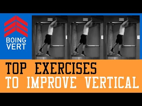 Here Are Some Of BoingVERT's Top Exercises To Improve Your Vertical!