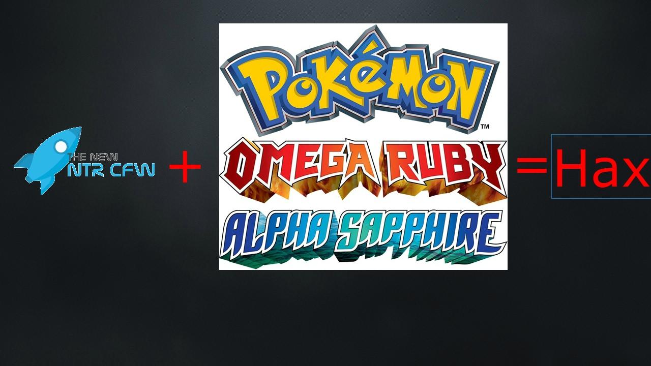 Ntr cfw Plugin Tutorial For Pokemon Or,As,X,Y