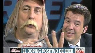 C5N - DEPORTES: EL DOPING POSITIVO DE EBER thumbnail