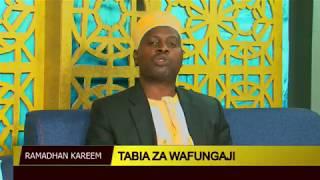 Ramadhan kareem Tabia za wafungaji 08.06.2018