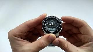новинка 2019 часы Skmei 1370 silver обзор, инструкция на русском, настройка, отзывы, цена