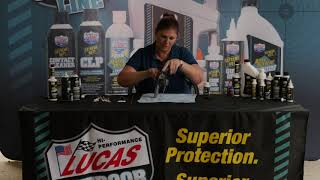 Lucas Oil Gear Care - Revolver Cleaning